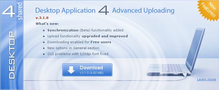 4shared-desktop