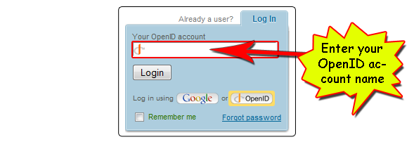 log in4 Register on 4shared with your Google/OpenID account!