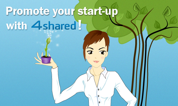 startup3 4shared at RIO: New Ideas Wanted