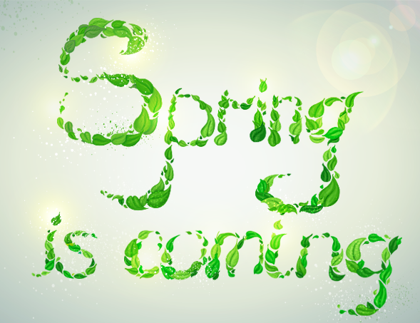 blog Spring 01 Be successful this spring with 4shared March 2013 Calendar!