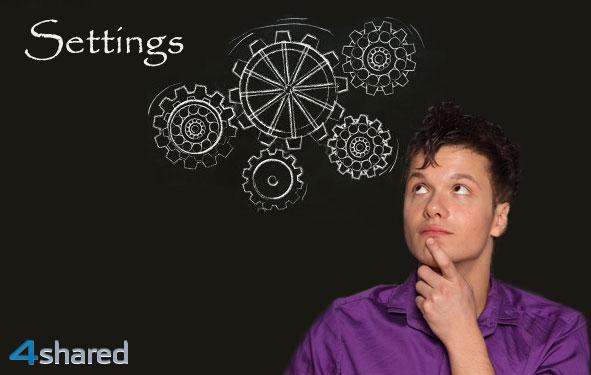 blog-Settings