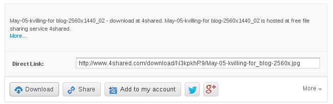 how to download files from 4shared 3