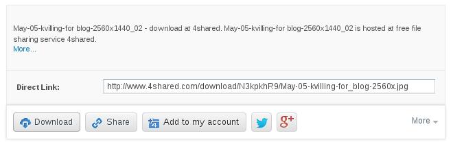 Link share 4shared premium link generator ~ leech republic.