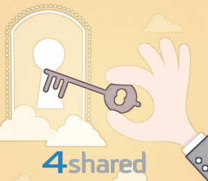 unlocking 4shared features
