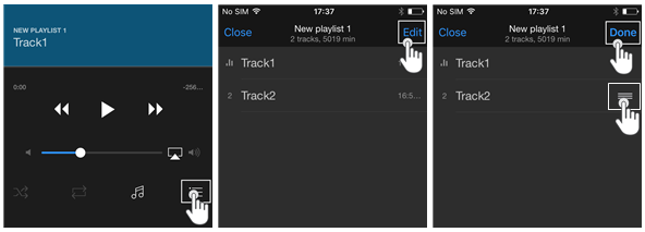 Manage Music Playback in 4shared for iOS | 4shared blog